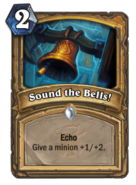 Hearthstone The Witchwood Sound the Bells!