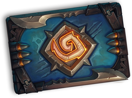 Hearthstone The Witchwood Monster Hunt card back