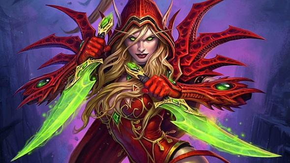 Hearthstone decks Rogue