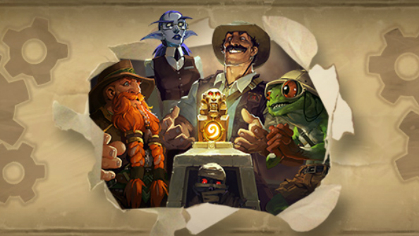 Hearthstone patch 4.0