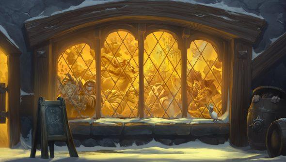Hearthstone Tavern Brawl 6