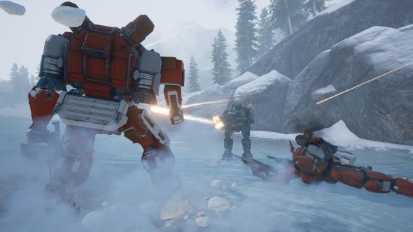 Heavy Gear Assault maps