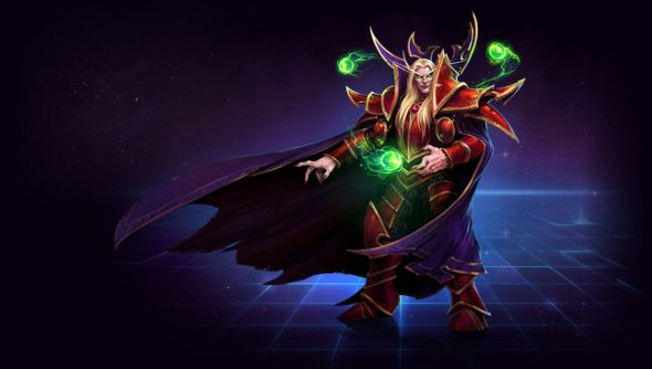 Heroes of the Storm Kael'thas