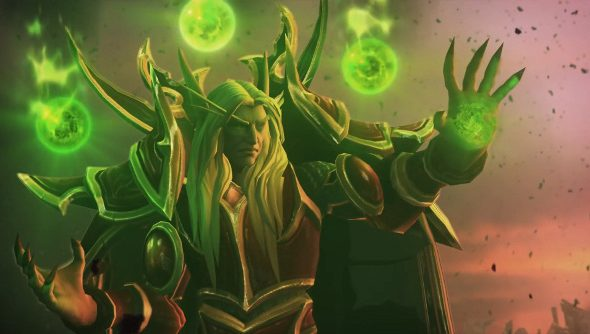 Heroes of the Storm Kael'thas trailer