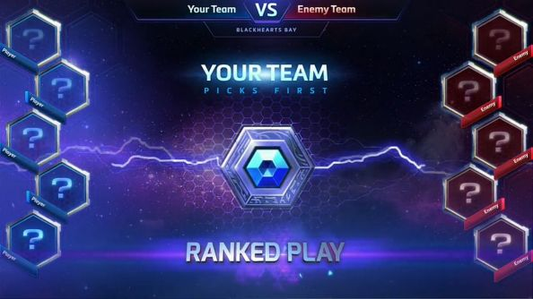 Blizzard BlizzCon 2014 Heroes of the Storm Ranked Play