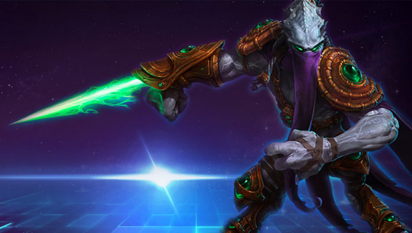 Heroes of the Storm Zerathul