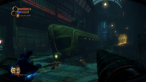 BioShock: The Collection port review BioShock 2 high