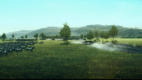 HistWar: Napoleon cavalry charge