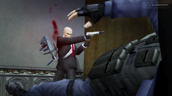 Hitman Contracts silently infiltrates Steam