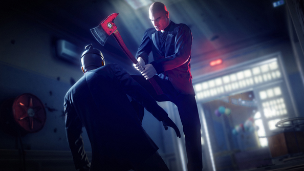 "Hitman: Absolution to include full Steamworks integration and Steam Cloud saves. Io on the PC: ""games should look as awesome as possible."""