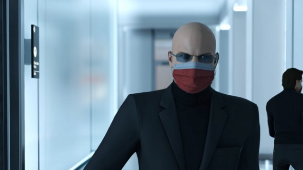 Hitman's 1.7.0 patch lets Agent 47 access his arsenal without an internet connection