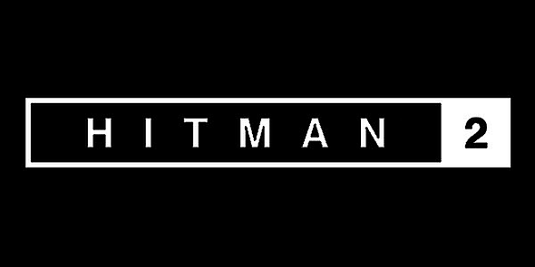 The Hitman 2 logo that has now been pulled