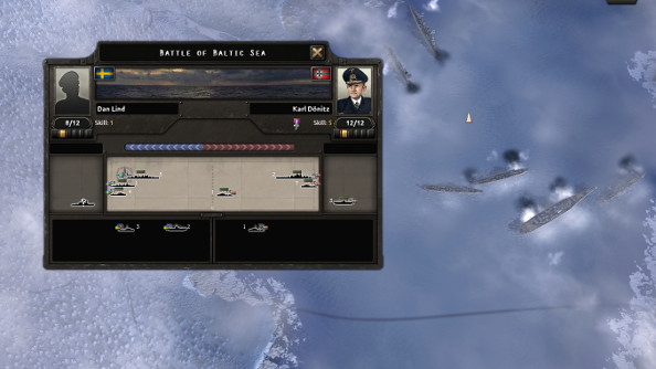The Kriegsmarine does battle in the Baltic.
