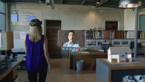 HoloLens unveiled