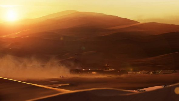 Homeworld: Deserts of Kharak does for the ground what the originals did for space