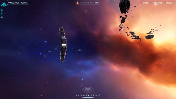 Homeworld Remastered Collection on GOG
