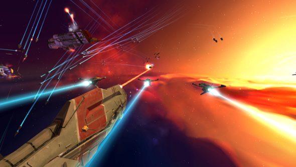 Homeworld Remastered PAX South demo