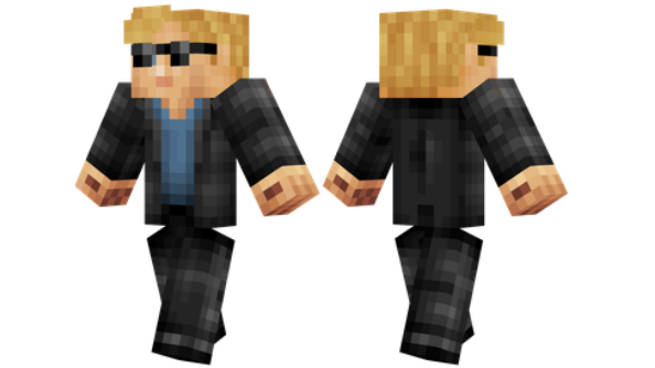 best minecraft skins Horatio Caine