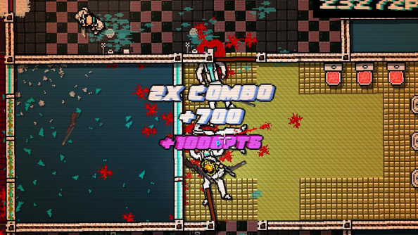 Hotline Miami has more to come, including extra levels, pad support and a patch