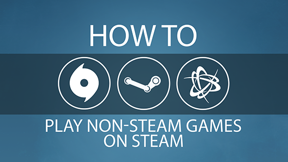 Steam add non Steam game how to guide