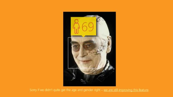 How Old Darth Vader unmasked