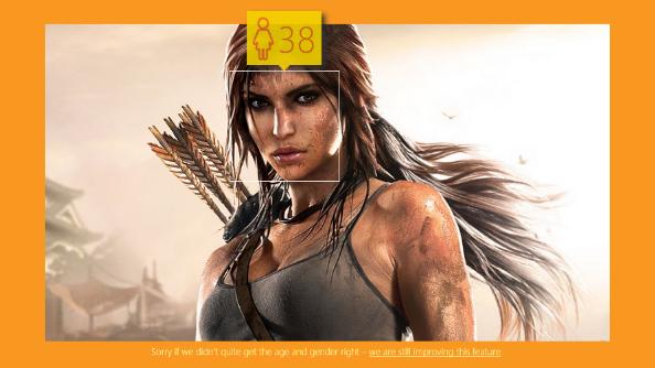 How Old Lara Croft