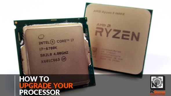 How to CPU upgrade