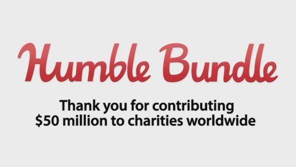 Humble Bundle $50 Million