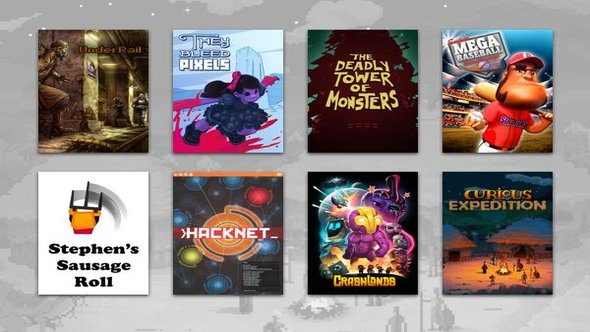 Humble Very Positive Bundle Underrail Crashlands Curious Expedition Stephens Sausage Roll