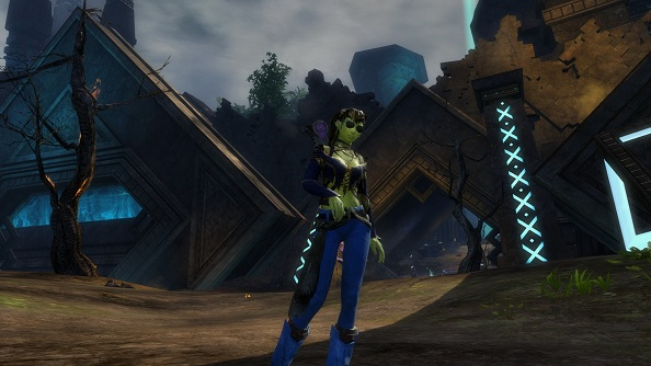 Guild Wars 2 final beta event inspired by The Hunger Games