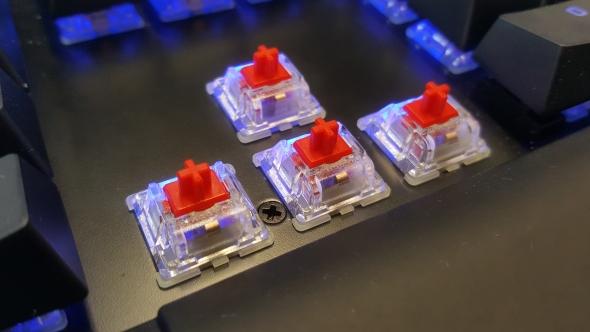 HyperX Alloy Elite RGB switches