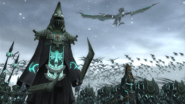 Hyrule: Total War is everything you could want from a mod
