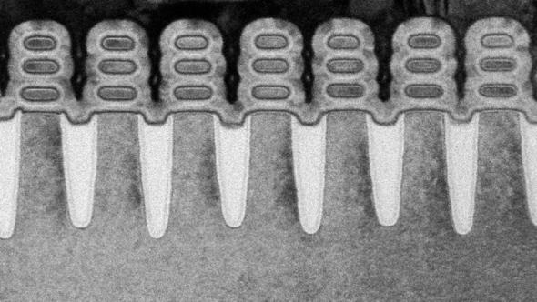 IBM 5nm GAaFET Transistors