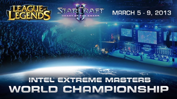 IEM World Championship begins today with Heart of the Swarm group play, League of Legends starts tomorrow