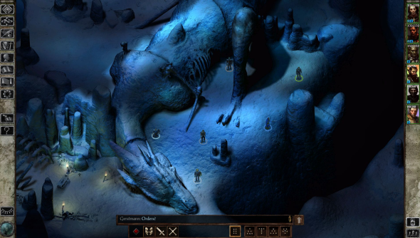 Icewind Dale enhanced edition review black isle bioware chris avellone beamdog trent ostner