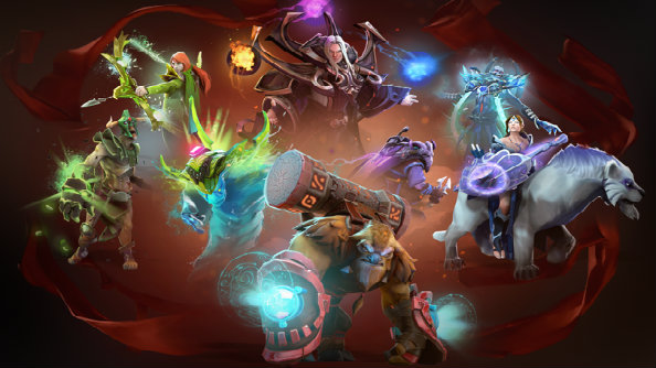 Dota 2 Immortal Treasure Ii: Immortal Treasure II Is Now Available In Dota 2