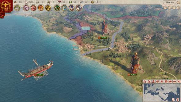 Imperator: Rome Paradox