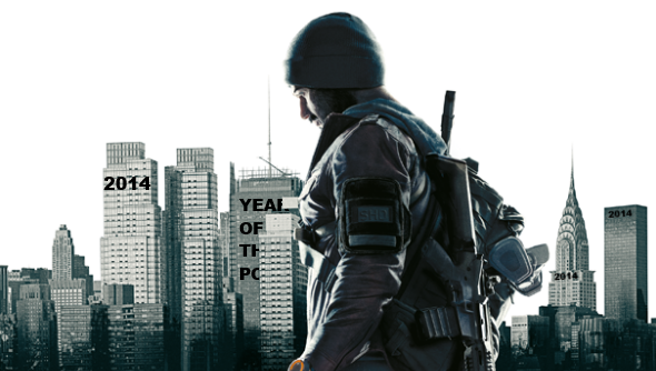 The Division - Most Important Games of 2014
