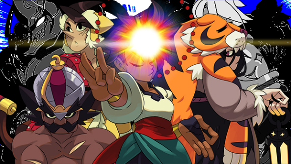 Side-scrolling RPG Indivisible is almost funded on Indiegogo, has a free prototype