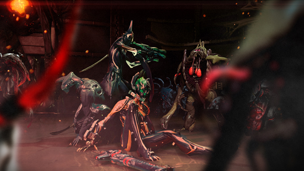 Warframe is getting an Infested Nightmares double affinity weekend