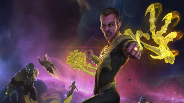 Fear Factor: Infinite Crisis adds Sinestro to the roster of champions