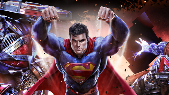 Beta access for DC's Infinite Crisis MOBA available through Founder's Program
