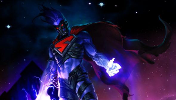 Infinite Crisis adds Nightmare Superman