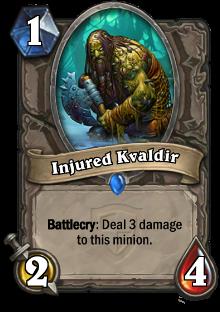Injured Kvadir