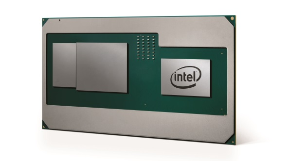 Intel Vega M Kaby Lake G chip