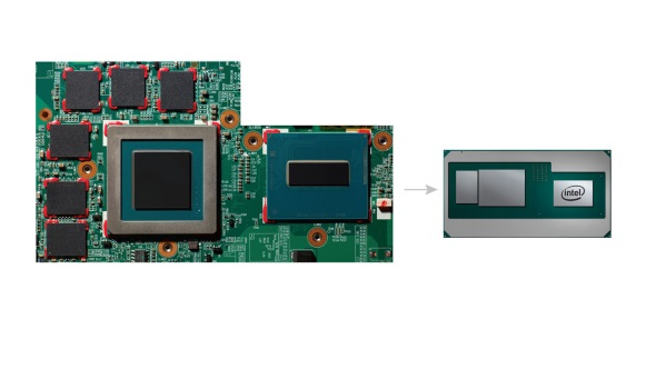 Intel AMD Mobile chip shrink