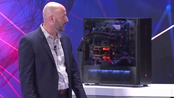 Intel 28-core announcement Computex 2018