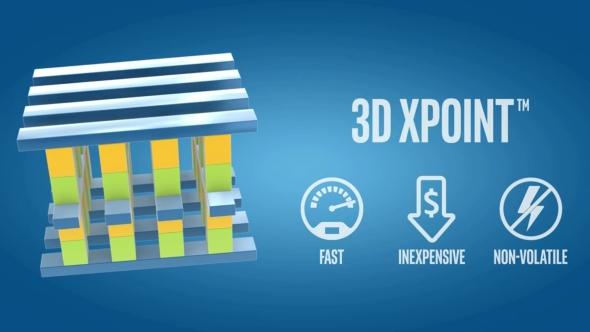 Intel 3D XPoint / Optane