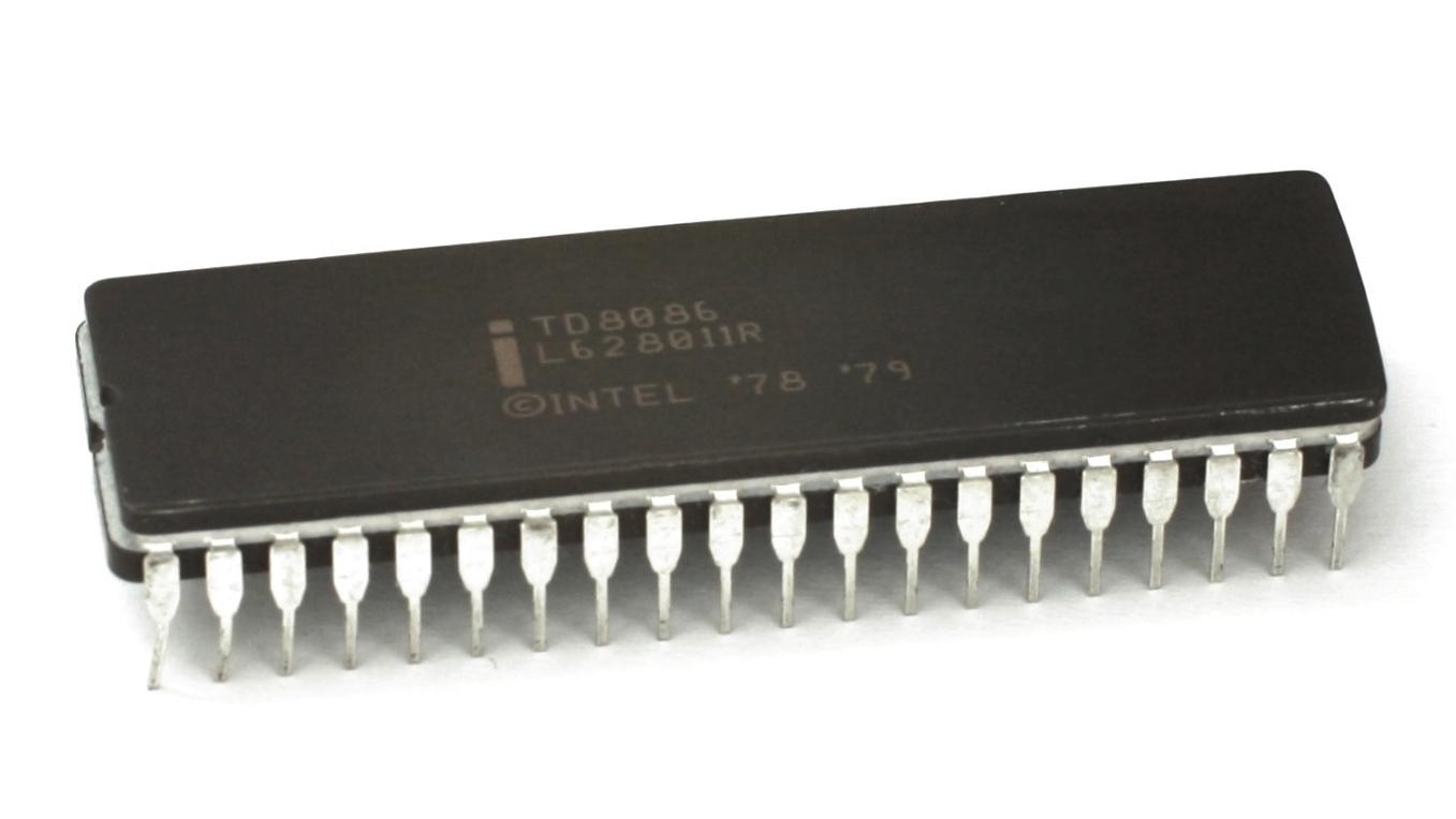 Intel 8086 CPU
