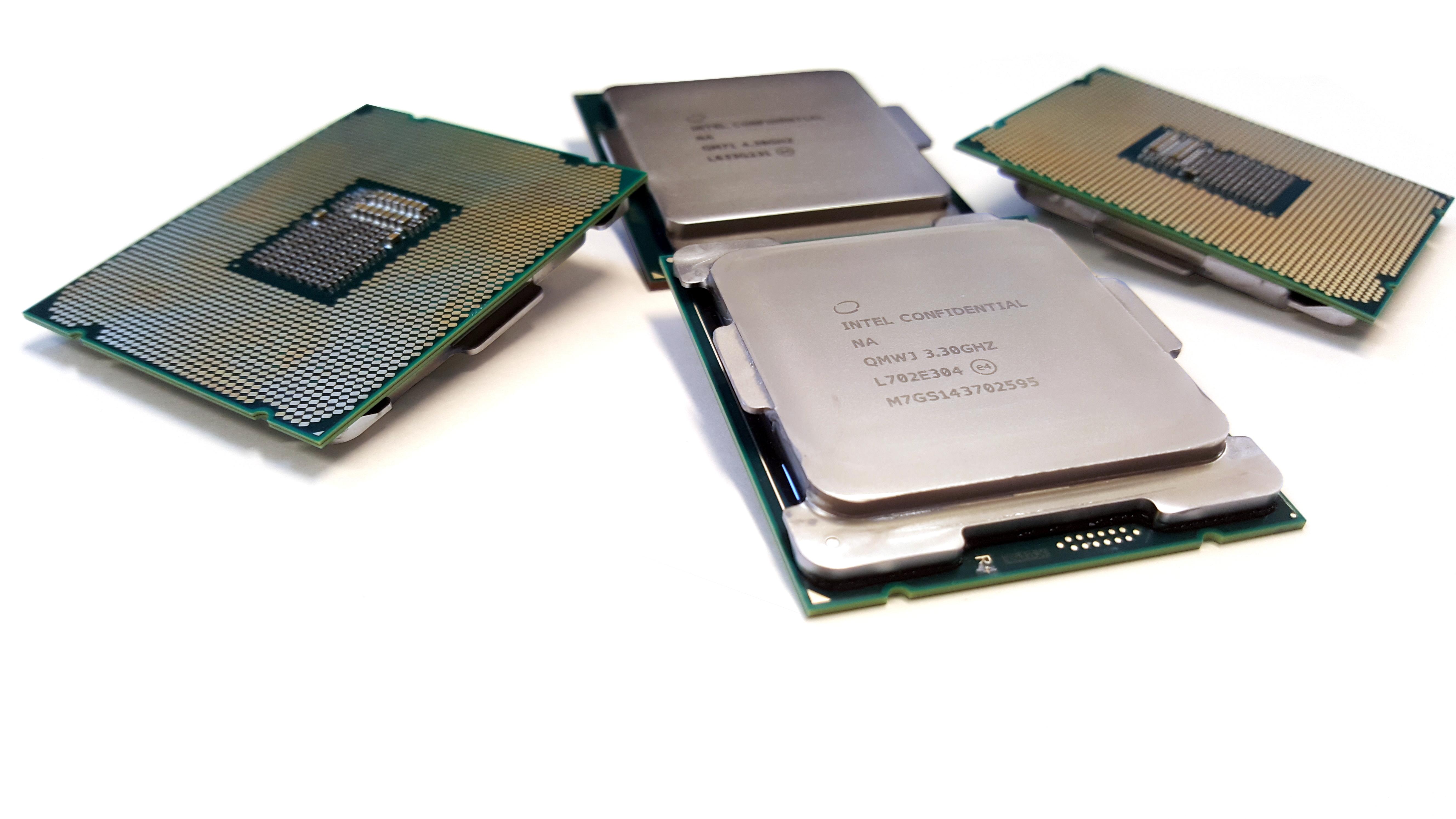 Intel Core X-series CPUs
